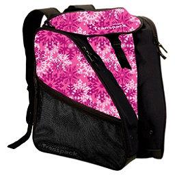 Transpack XTW Ski Boot Bag 2018, Pink Snowflake, 256