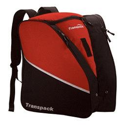 Transpack Edge Junior Ski Boot Bag 2019, Red, 256