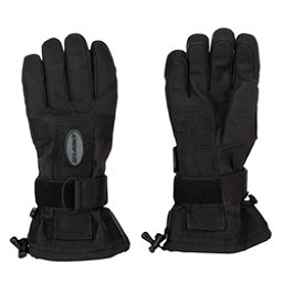 Seirus Da Bone Wrist Protection Gloves, Black, 256