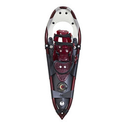 Crescent Moon Gold Series 9 SPL Binding Snowshoes, Bombastic Burgandy, 256