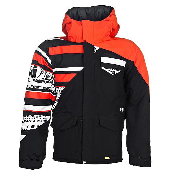 Volcom Trace Insulated Boys Snowboard Jacket, , 600