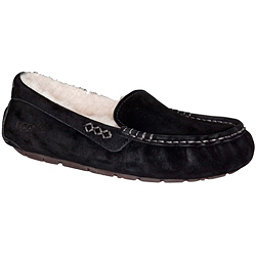 UGG Ansley Womens Slippers, Black, 256