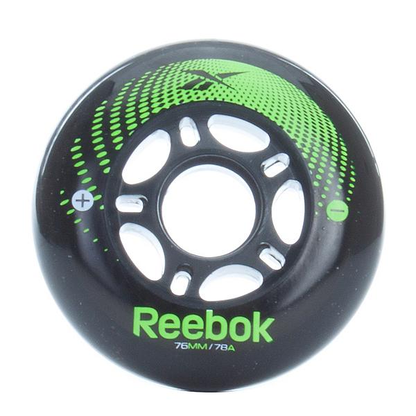 Reebok 4 Pack Inline Hockey Skate Wheels, , 600
