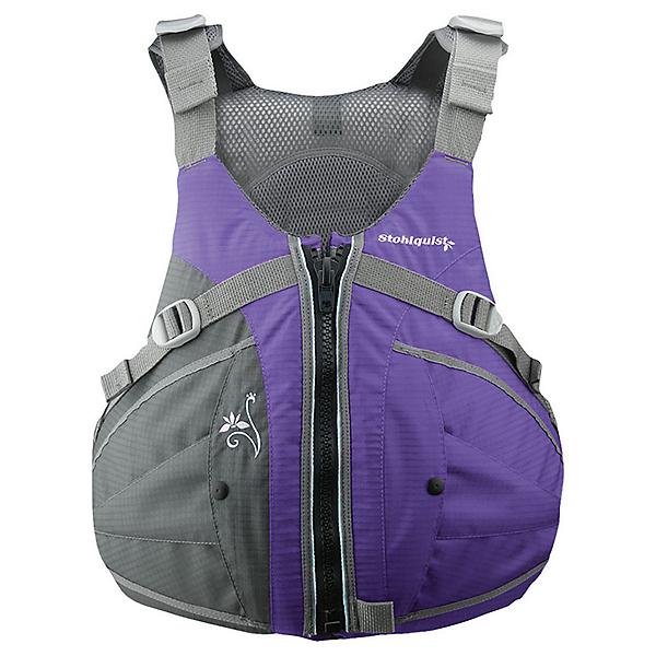 Stohlquist Flo Womens Kayak Life Jacket, Purple, 600