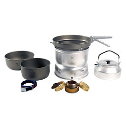 Trangia 25-8 Ultralight Hard Anodized Stove Set, , 256
