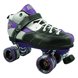 Rock Expression Boys Speed Roller Skates, Purple, 256