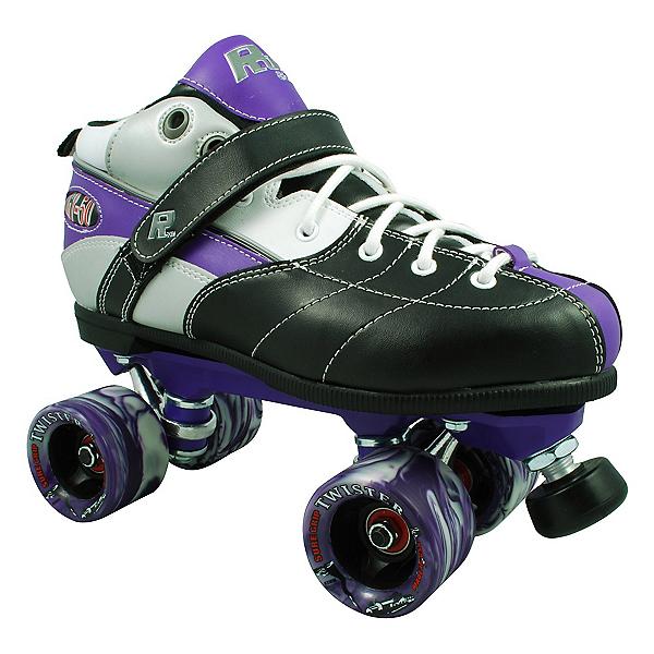 Rock Expression Boys Speed Roller Skates, Purple, 600