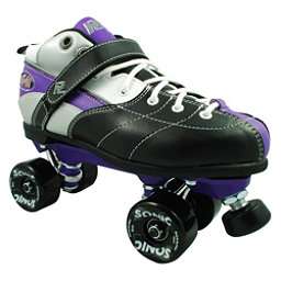 Rock Expression Sonic Boys Speed Roller Skates, Purple, 256