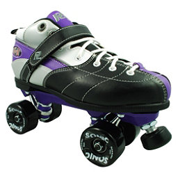 Rock Expression Sonic Speed Roller Skates, Purple, 256