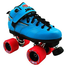 Sure Grip International Rebel Blue Speed Roller Skates, , 256