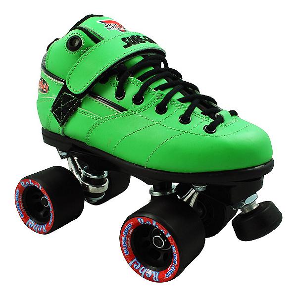 Sure Grip International Rebel Green Boys Speed Roller Skates, , 600
