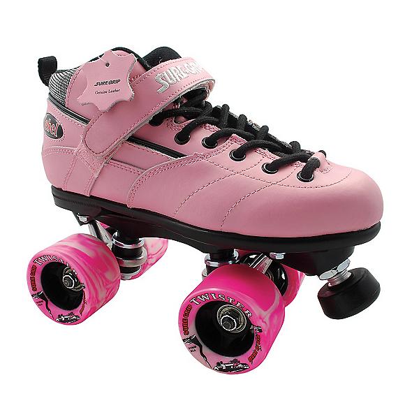 Sure Grip International Rebel Twister Pink Boys Speed Roller Skates, , 600