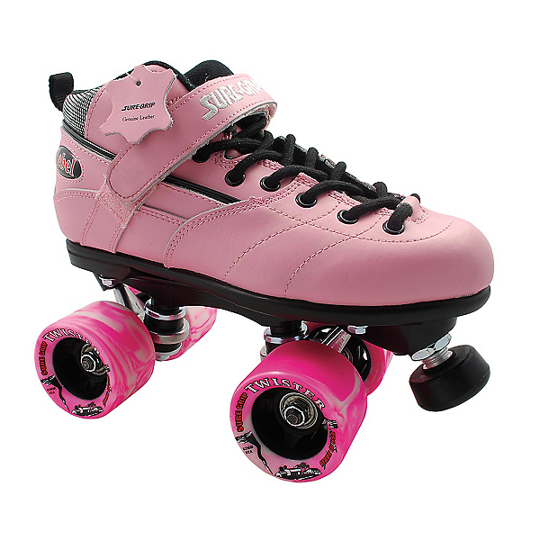 Sure Grip International Rebel Twister Pink Speed Roller Skates, , 600
