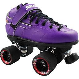 Sure Grip International Rebel Fugitive Boys Speed Roller Skates, Purple, 256