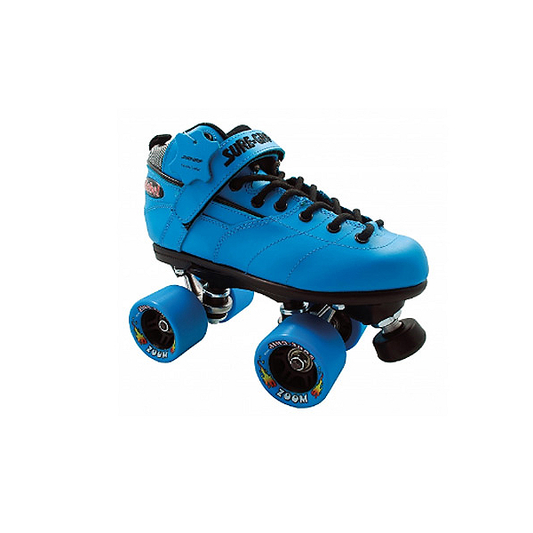 Sure Grip International Rebel Zoom Speed Roller Skates, Blue, 600
