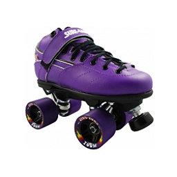 Sure Grip International Rebel Zoom Speed Roller Skates, Purple, 256