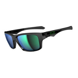 Oakley Jupiter Squared Sunglasses, Polished Black, 256