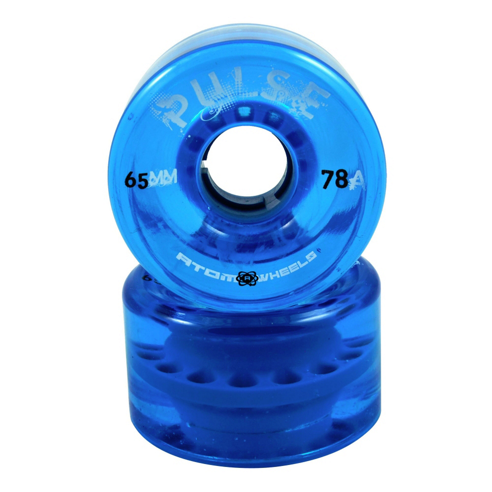 Atom Pulse - 8 Pack Roller Skate Wheels im test