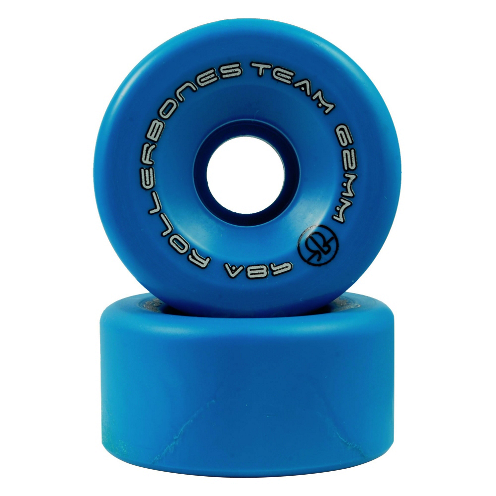 Rollerbones Bones Team Series Narrow - 8 Pack Roller Skate Wheels im test