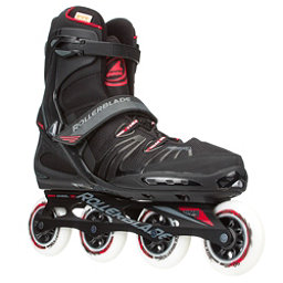 Rollerblade RB XL Inline Skates, Black-Red, 256