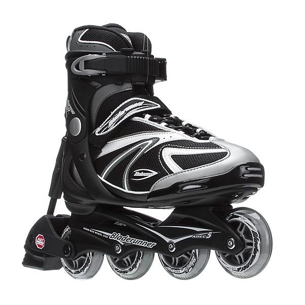 Bladerunner Performa ABT Inline Skates, Black-White, 600