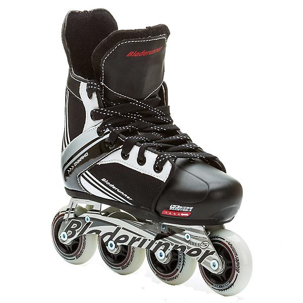 Bladerunner Dynamo Kids Inline Hockey Skates, Black, 600