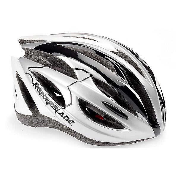 Rollerblade Performance Womens Fitness Helmet 2018, Silver-White, 600