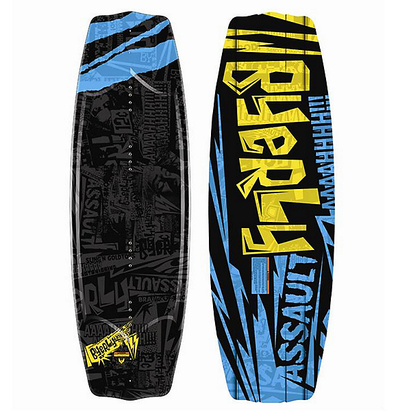Byerly Assault Wakeboard, , 600