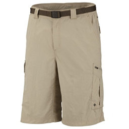 Columbia Silver Ridge Cargo 12 Inch Mens Shorts, Fossil, 256