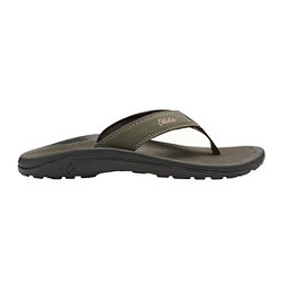 OluKai Ohana Mens Flip Flops, Kona-Kona, 256