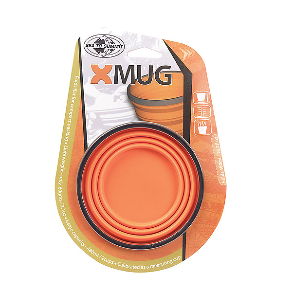 Sea to Summit X-Mug, Assorted, 600