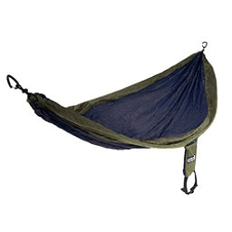 ENO Single Nest Hammock 2017, Navy-Olive, 256
