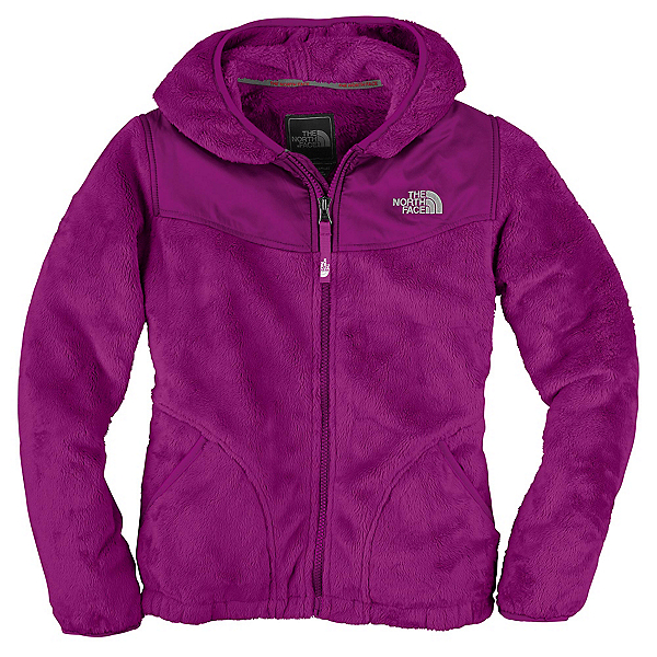 The North Face Oso Hoodie Girls Jacket (Previous Season), , 600