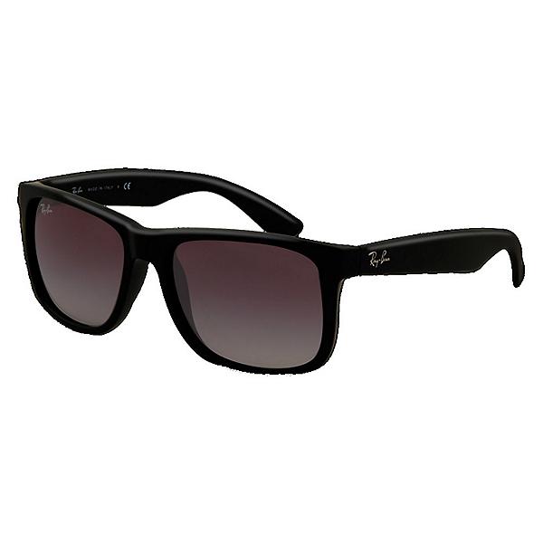 Ray-Ban Justin Classic Sunglasses, Gray Gradient, 600