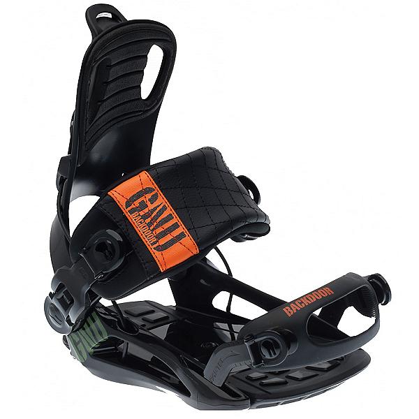 Gnu Backdoor Snowboard Bindings, , 600