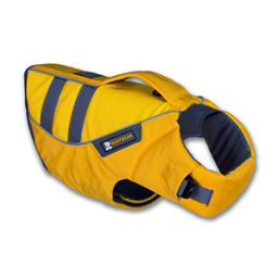 Ruffwear K-9 Float Coat, Dandelion Yellow, 256
