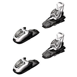 Marker 4.5 EPS Junior Ski Bindings, White-Black, 256