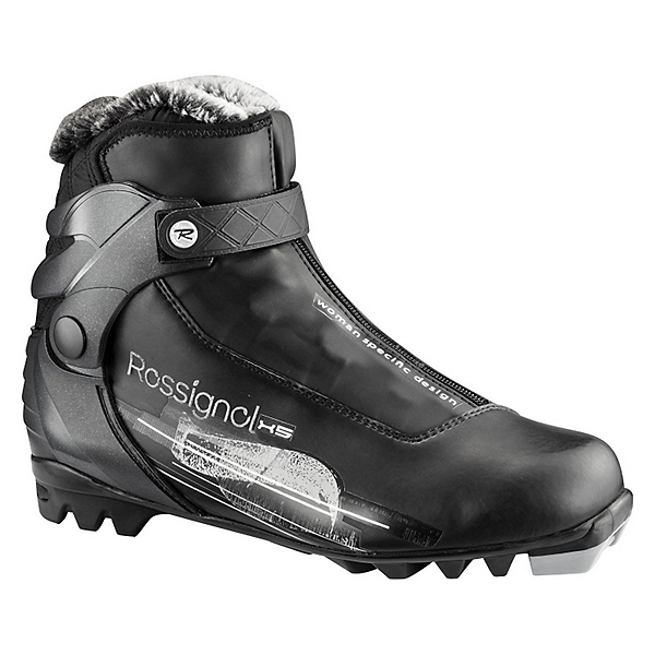 Rossignol X5 FW Womens NNN Cross Country Ski Boots, , 600