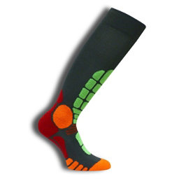 Euro Sock Ski Digits Ski Socks, , 256