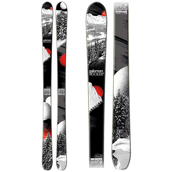 Test ski Salomon Rocker 2 2012 : Test, avis, prix