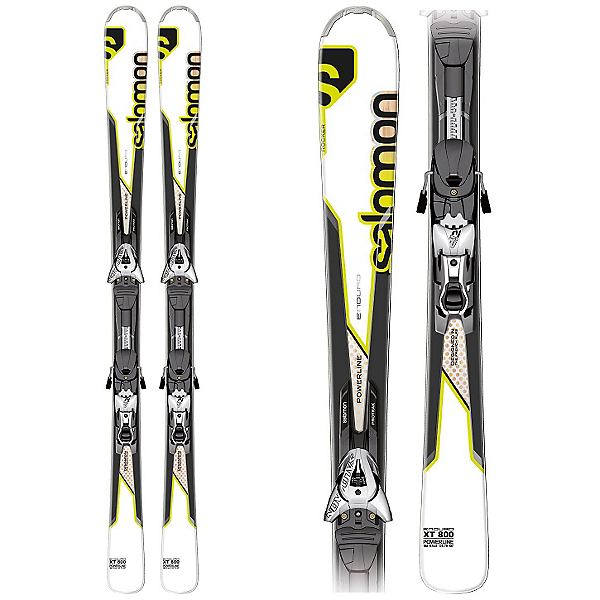 another chance special for shoe latest Enduro XT 800 Skis with Z12 B80 Bindings