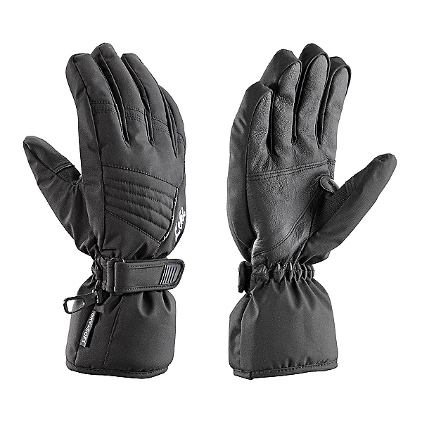 Leki Fever S Womens Gloves, Black, 600