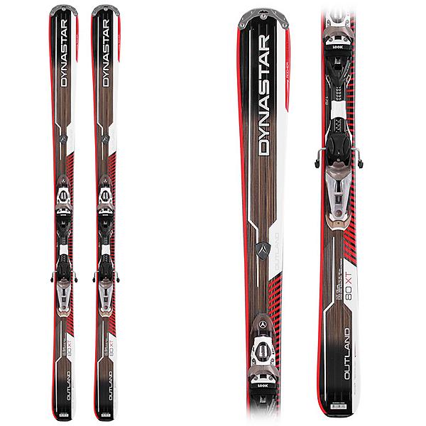 Dynastar Outland 80 XT Skis with NX 12 Fluid Bindings, , 600