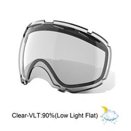 Oakley Canopy Goggle Replacement Lens 2018, Clear, 256