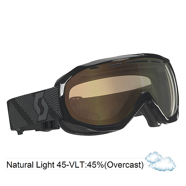 Scott Notice OTG Goggles, Black-NL 45, 600