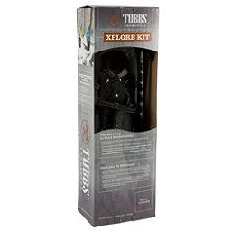 Tubbs Xplore 25 Kit Snowshoes, Green-Black, 256
