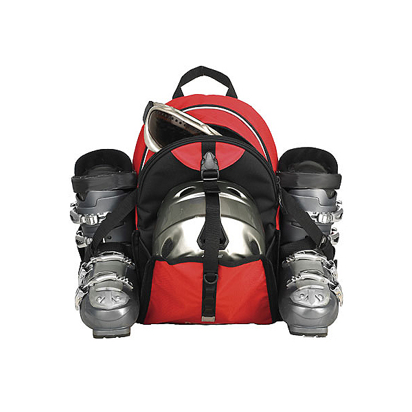Transpack Sidekick Lite Ski Boot Bag 2018, Red, 600