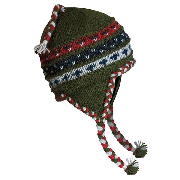 Turtle Fur Nepal Tyler Hat, Oregano, 600