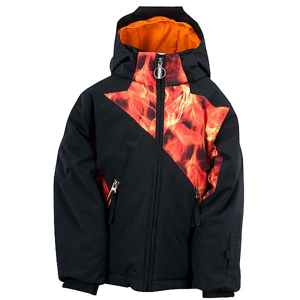 Spyder Mini Armageddon Toddler Ski Jacket, , 600