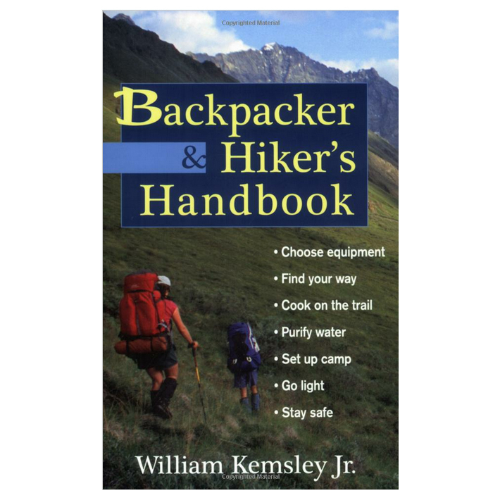Partners Books Backpacker and Hikers Handbook im test